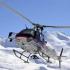 Survoler le Mont-Blanc en hélicoptère depuis Les Arcs